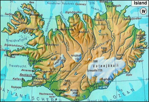 island gelbe karten